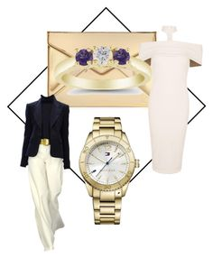 """Tommy Hilfiger great match Day&Night"" by suusbelle on Polyvore featuring Rebecca Minkoff, Boohoo, Ralph Lauren, Tommy Hilfiger, suusjuwelier en memoire"