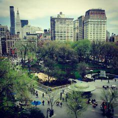 NYC 2014 Union Square - Photo by Gabriel Faldutto ®