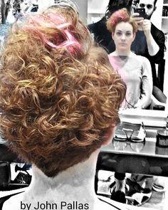 #creative curly hair