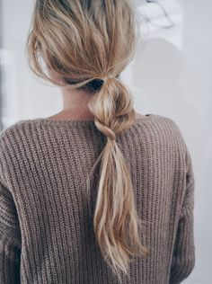 Friday Favorites: Cute Ponytail