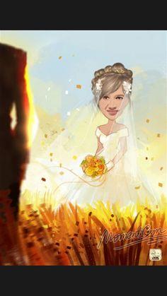 #Bride #comiclove #chidiya #puntu