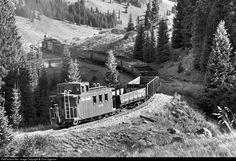 RailPictures.Net Photo: DRGW 0306 Denver & Rio Grande Western Railroad caboose at Cumbres, Colorado by Chris Zygmunt