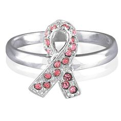 Breast Cancer ring Breast Cancer ring