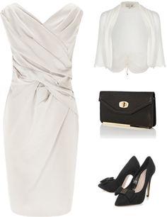 Scarlett Johansson petite alternative outfit to the Christian Dior White Dress