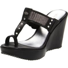 Harley Davidson Women's Deora Sandal. Just got me a pair last week! :)