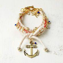 Nautical Multi-Strand Bracelet