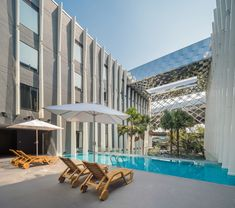 Gallery of Bangkok Midtown Hotel / Plan Architect - 15