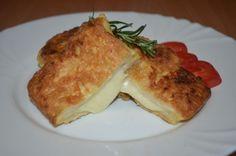 Fotorecept: Mozzarellový toast