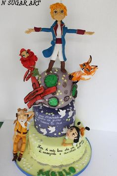 The Little Prince on Cake Central