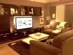 Ikea Living Room Tv Center Ideas Interior Design With Beautiful Lighting  And Nice Sofas For Elegant