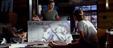 Product placement in pictures: Friends With Benefits - Brands & Films Friends With Benefits, Paintings I Love, Music Tv, Street Artists, Urban Art, Smurfs, Fairy Tales, Comic Books, Movies