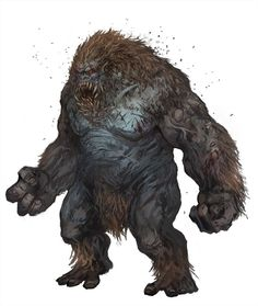 Anaikas   Criaturas primitivas canivales que suelen torturar psicológicamente a sus victimas, su gruñido es capas de aturdir por segundos  Peligro 8