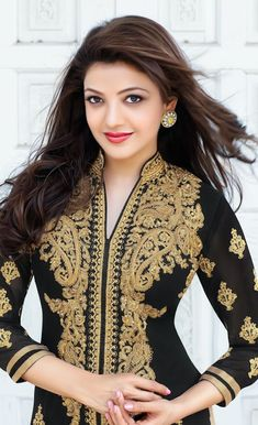 Kajal Aggarwal one of the most beautiful South Indian actress and now in Bollywood too. Explore 33 Kajal Aggarwal photos hd and wallpapers only for you.