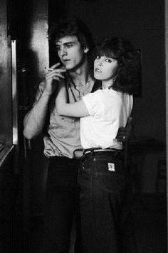 Net Image: Pat Benatar and Neil Giraldo: Photo ID: . Picture of Pat Benatar and Neil Giraldo - Latest Pat Benatar and Neil Giraldo Photo. Pat Benatar, I Love Music, My Music, Eagles Band, Joan Jett, Famous Couples, Girls Rules, Badass Women, Fleetwood Mac