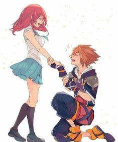 Can this just happen in KH3 please?