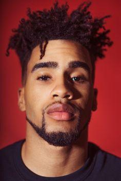 My Own Private California Gorgeous Black Men, Handsome Black Men, Beautiful Men, Black Man, Black Boys, Beautiful Things, Natural Hair Art, Natural Hair Styles, Black Male Models
