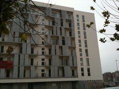 EDDEA studio building in Seville (Andalusia, Spain)