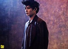 Minho (민호) at a photoshoot for W Korea.