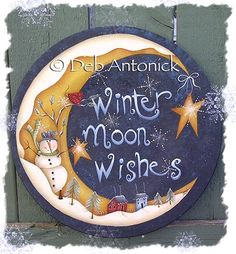 Winter Moon Wishes by Deb Antonick - PEF DOWNLOAD