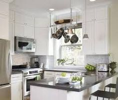 Image result for grey kitchen countertops