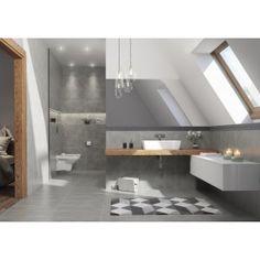 Bathroom Mirror And Lights Grey 29 Ideas Small Bathroom With Shower, Window In Shower, New Bathroom Ideas, Bathroom Color Schemes, Bathroom Colors, Grey Girls Rooms, Grey Bathrooms, Bathroom Interior Design, Amazing Bathrooms