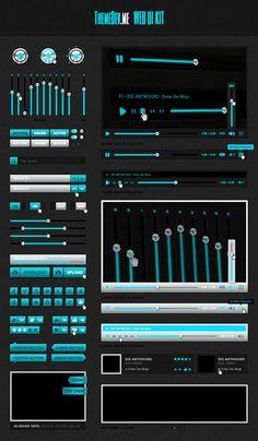 Freebie: Web UI Kit