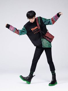 Look book Kenzo x H&M