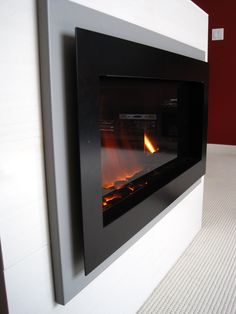 electric fireplaces   ... 〉 Modern Electric Fireplace Design 〉 Electric Fireplace Inserts