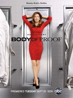 Body of Proof - loved it the 1st season and even though I miss a few characters I'm loving the re-tooled 2nd season!