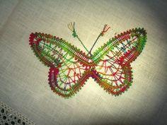 Mariposas - Taller de Encajes - Álbumes web de Picasa