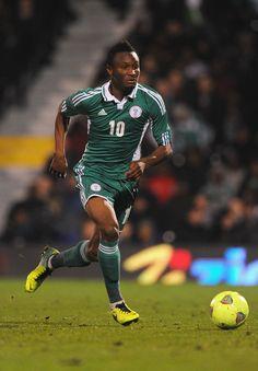 Football, Nigeria
