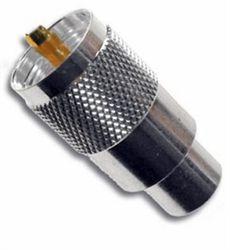 silver or UHF Male connector Part Teflon Ham Radio Male Marine Vhf Radio, Citizens Band Radio, Citizen Band, Ham Radio, Soldering, Silver Plate, Plugs, Plating, Type