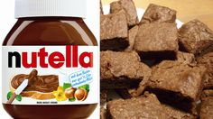 nuella brownie brownies backen baking handmade diy lecker köslich einfach simple easy