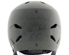 KAWS X BERN WATTS BICYCLE HELMET