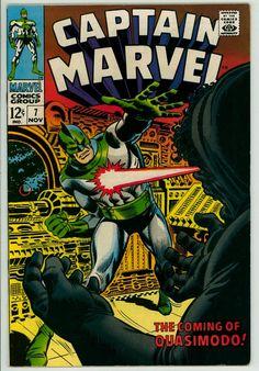 Captain Marvel 7 (FN 6.0)