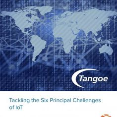 Tackling the Six Principal Challenges of IoT Written by Duke Golden   2 Tackling the Six Principal Challenges of IoT ©Tangoe Inc.   tangoe.com Over the pa. http://slidehot.com/resources/tackling-the-six-principal-challenges-of-iot-ebook-duke.63296/