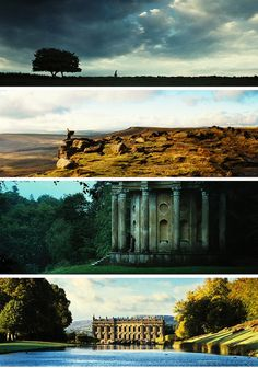 I want to visit all of the places in this movie.