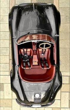 Vintage Sports Cars, Classic Sports Cars, Vintage Cars, Classic Cars, Beetles Volkswagen, Volkswagen Bus, Vw Camper, Porsche Models, Porsche Cars