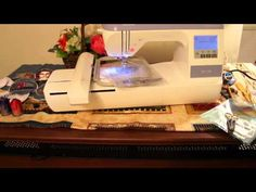 Brother PE-770 embroidery only(1/2)