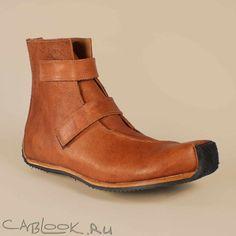 Ботинки мужские CYDWOQ RUNWAY купить в интернет-магазине креативной обуви КАБЛУК.РУ