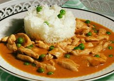 Czech Recipes, Ethnic Recipes, Quiche, Cooking Recipes, Healthy Recipes, Challah, Thai Red Curry, Family Meals, Chicken Recipes