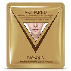 BIOAQUA V-Shaped Face Firming Mask