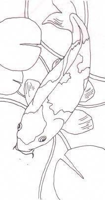 How to Paint Koi Carp in Watercolour - Practice Your Wet-in-Wet Techniques with Alison Fennell - Marisa Abel - Animal de soutien émotionnel Koi Painting, Silk Painting, Painting Prints, Art Koi, Fish Art, Koi Fish Drawing, Fish Drawings, Drawing Drawing, Watercolor Fish