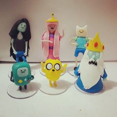 biscuit Adventure Time Parties, Biscuits, Polymer Clay, Party Ideas, 3d, Decoration, Play Dough, Craft Ideas, Character