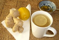 Ginger Tea Recipe To Relieve Stress And Detox Your Body | Good Morning Center