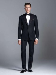 Gieves & Hawkes FW13 Ready to Wear Lookbook 5