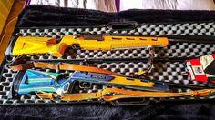 Finally got the time for one of my old hobbies. #hobbies #guns #rifle #lifeofadventure #life #seetheworld #instaworld #beautifulworld #childhood #memories #hobby #shooting #instaworld #instapic #photooftheday #instadaily #rifles #longtime #traveling #fun #experiences Capturado por kjrstad