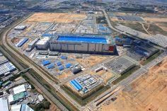 삼성전자, 세계 최대 '평택 반도체 공장' 본격 가동 | 한경닷컴