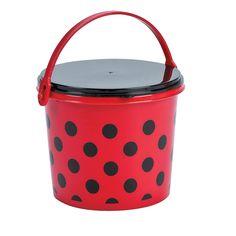 Little Ladybug Pails - OrientalTrading.com