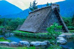 Discover the beautify and landscape of  Shirikawago in the Japanese Alps #japan #landscape